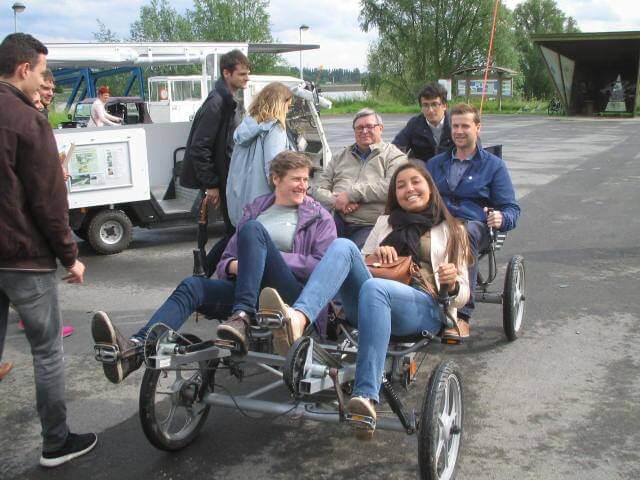 Quattrocycle