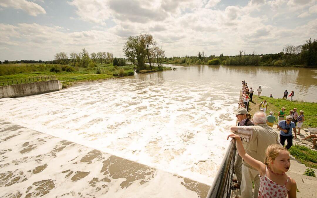 Zondag 17 en zaterdag 23 September – Bezoek de Watervallen van Kruibeke met de Stiltram