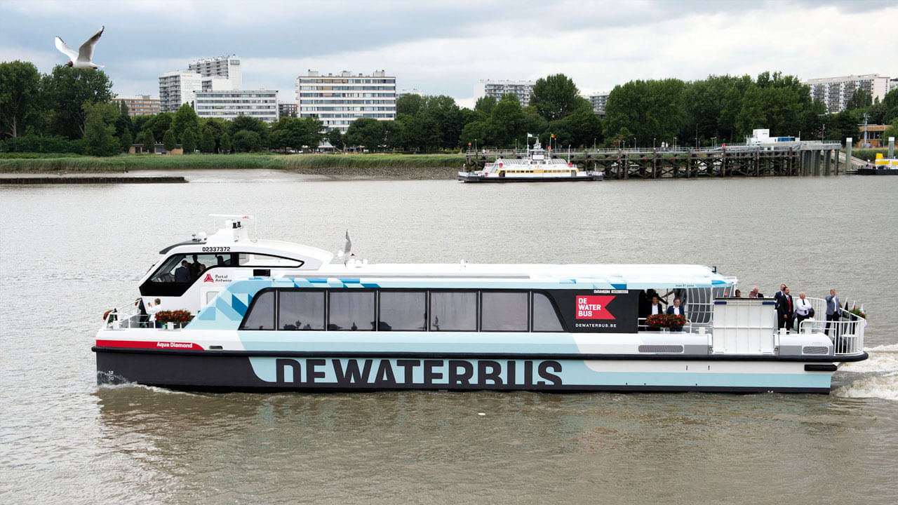 Ontdek Kruibeke - Waterbus