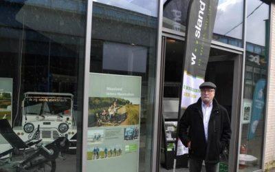 Pop-up Warande promoot Polders van Kruibeke